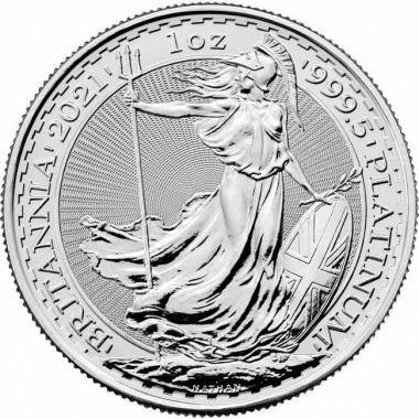 Britannia 1 Unze Platin 2021