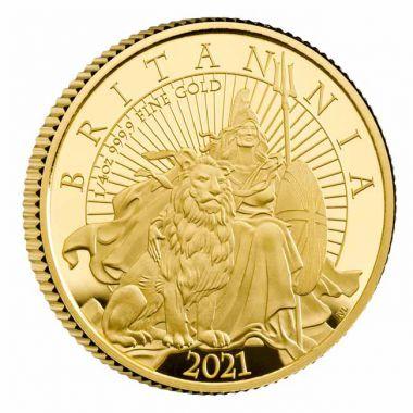 Britannia 1/4 Unze Gold