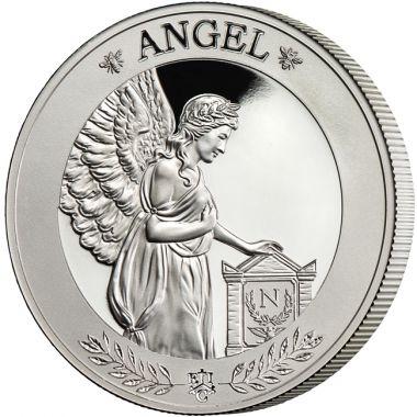 Napoleons Engel 1 Unze Silber