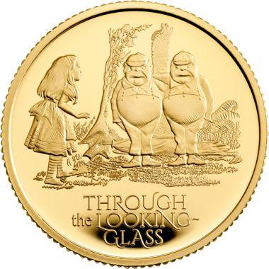 Alice im Wunderland: Hinter den Spiegeln 25$ Gold