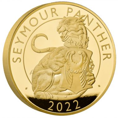 Seymour Panther 1 Unze Gold PP