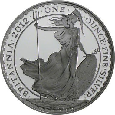 1 Unze Britannia 2012 1