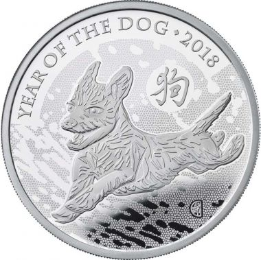 Lunar - Jahr des Hundes