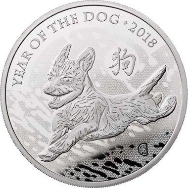 Lunar - Jahr des Hundes 1
