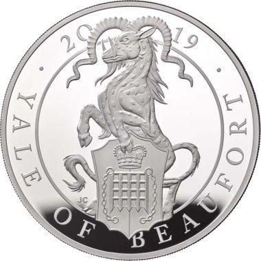 Yale von Beaufort 5 oz Silber 1