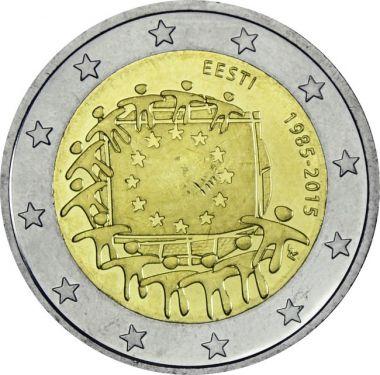 30 Jahre Europaflagge