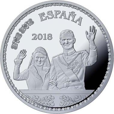 50. Geb. Felipe - Zusammen mit Letizia