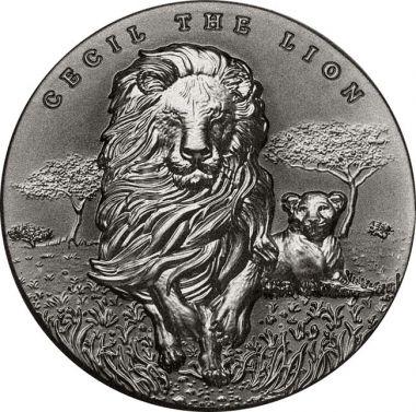 Cecil der Löwe
