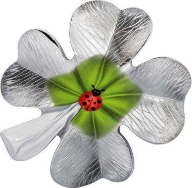 3D Kleeblatt
