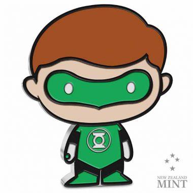 Chibi: Green Lantern