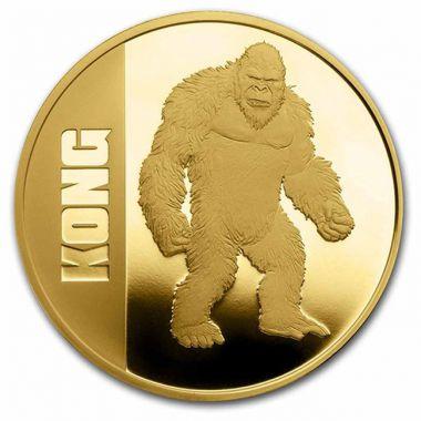 Kong 1 Unze Gold