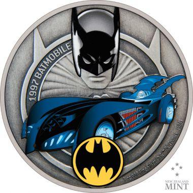 Das Batmobile von 1997 - Dritte Ausgabe der neuen Serie Batmobile