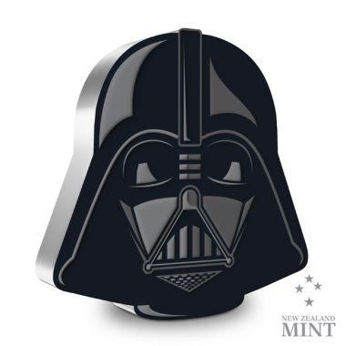 Gesichter des Imperiums: Darth Vader 1 Unze Silber
