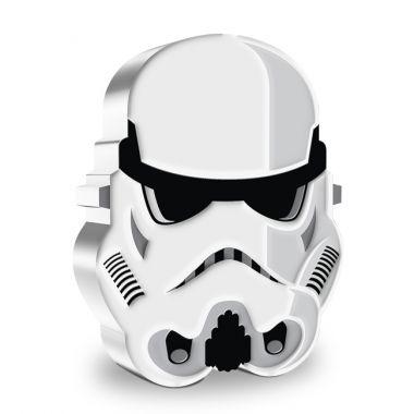 Gesichter des Imperiums: Imperial Stormtrooper 1 Unze Silber